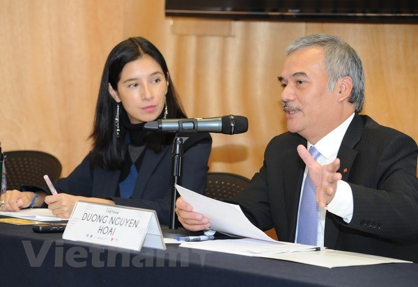 Foreign researchers join workshop on Vietnam in Mexico hinh anh 1