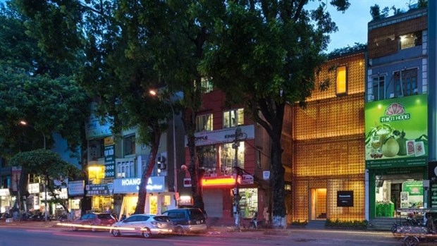 Vietnamese company wins int'l architecture awards hinh anh 1