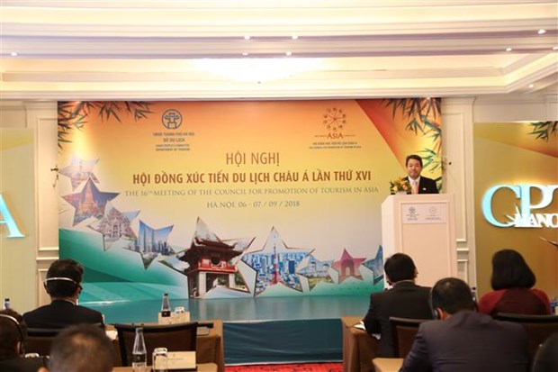 CPTA meeting seeks solution to attract tourists to Asian cities hinh anh 1