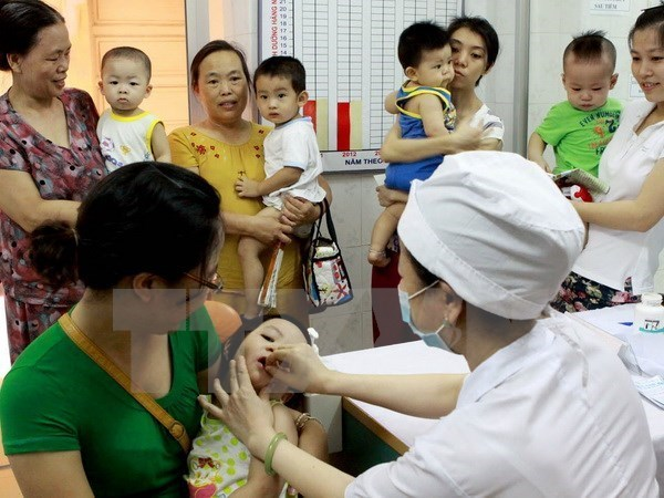 National health programme to improve Vietnamese stature, well-being hinh anh 1