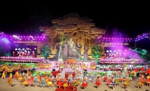 First national intangible cultural heritage festival to be held hinh anh 1