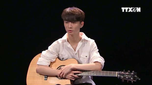 Korean guitar prodigy Sungha Jung to perform in Vietnam hinh anh 1