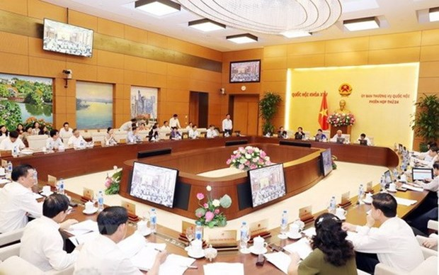 NA Standing Committee to convene 27th meeting on Sept. 10 hinh anh 1