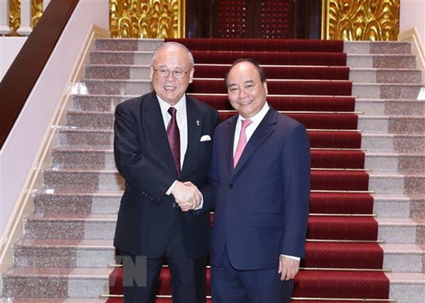 Japan an important economic partner of Vietnam: PM hinh anh 1