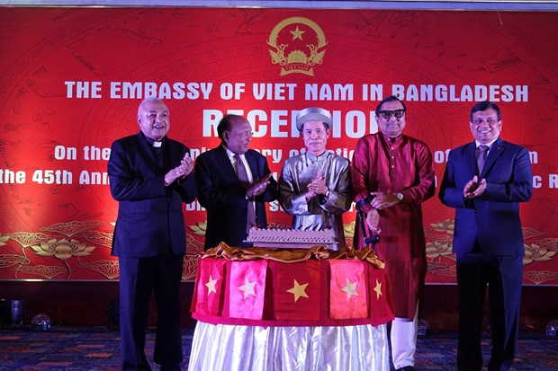 National Day marked in Belgium, Bangladesh hinh anh 2