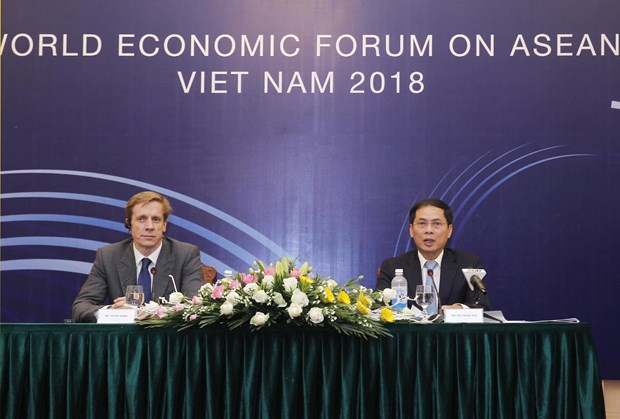 Vietnam makes thorough preparation for WEF on ASEAN hinh anh 2