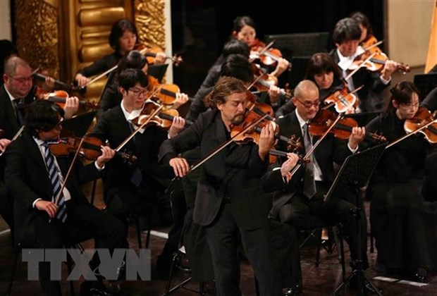 President attends concert marking Vietnam – Japan diplomatic ties hinh anh 1