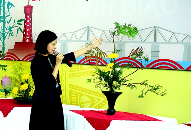 Cultural exchange event marks Vietnam – Japan relation anniversary hinh anh 2