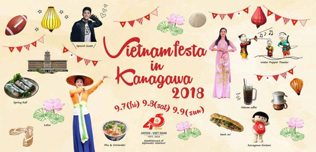 Vietnam festival in Japan draws large crowds hinh anh 1