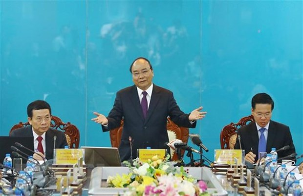 Vietnam must become IT powerhouse: Prime Minister hinh anh 1
