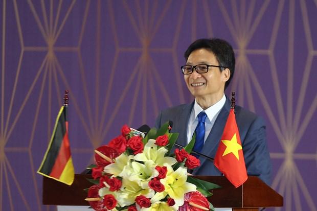 Vietnamese-German University marks 10-year operation hinh anh 1