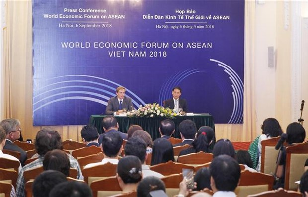 WEF ASEAN 2018 has utmost significance for ASEAN region: Indian expert hinh anh 1