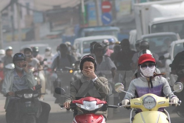 HCM City seeks ways to curb CO2 emissions from vehicles hinh anh 1