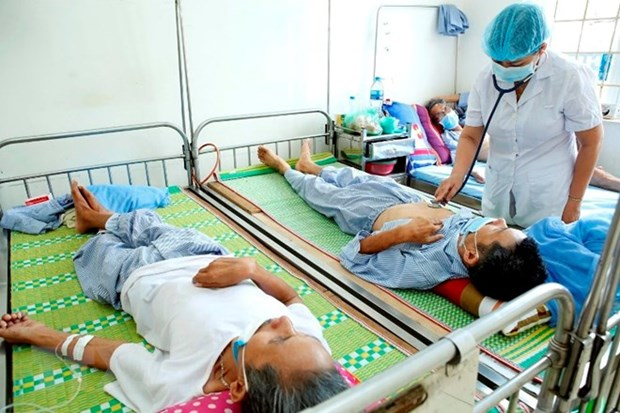 Hanoi strives to fulfill HIV/AIDS goals hinh anh 1