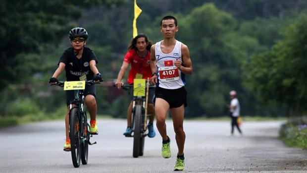 Marathon marks 1,050th anniversary of Vietnam's first feudal state hinh anh 1
