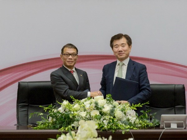 VinFast, LG Chem cooperate in battery production hinh anh 1