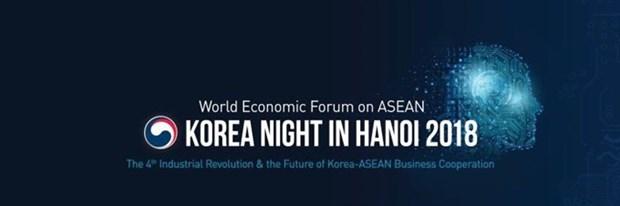 'Korea Night' to take place in Hanoi city hinh anh 1