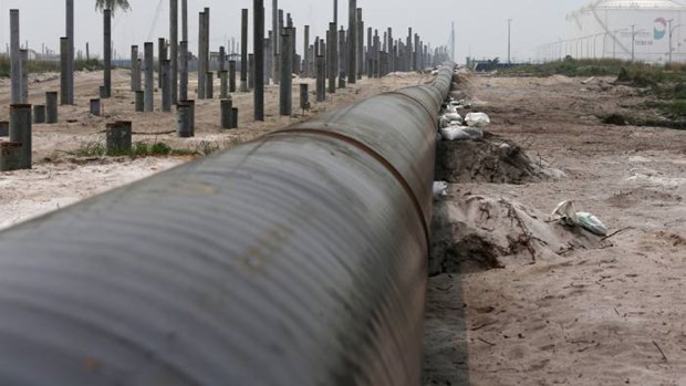 Malaysia cancels three pipe projects signed with China hinh anh 1