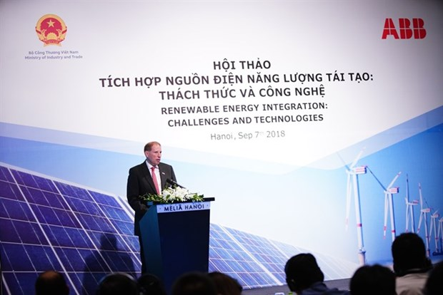 Renewable energy integration faces challenges hinh anh 1