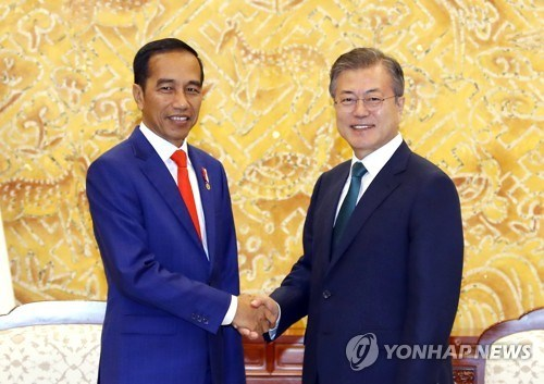 RoK, Indonesia discuss measures to strengthen strategic partnership hinh anh 1