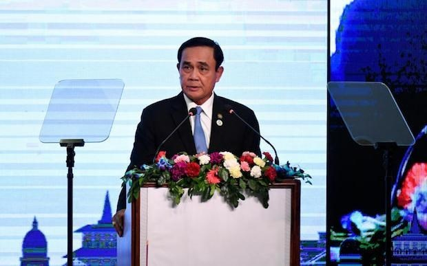 Thai people still prefer Prayut to be prime minister hinh anh 1
