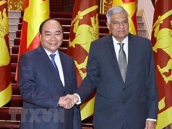 Vietnam, Sri Lanka aim to bring trade to 1 billion USD hinh anh 1