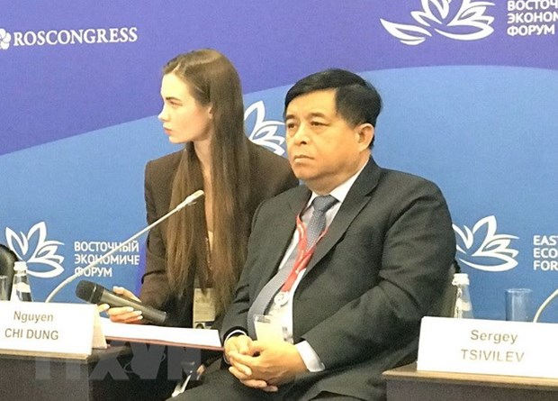 Vietnam attends Eastern Economic Forum in Russia hinh anh 1