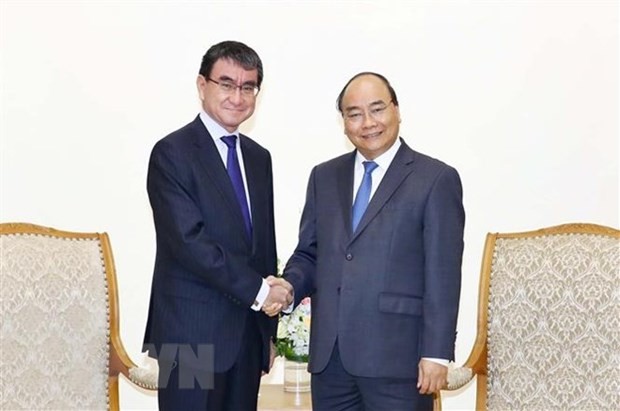 PM highly values development of Vietnam – Japan relations hinh anh 1