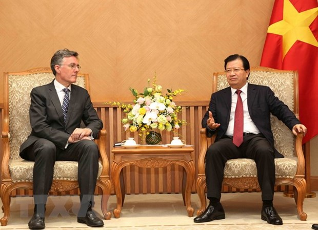 Vietnam vows to be reliable, prestigious member of AIIB hinh anh 1