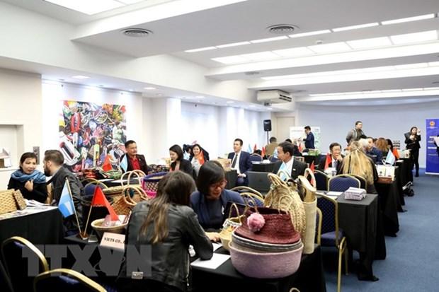 Vietnamese enterprises seek Argentina partners hinh anh 1
