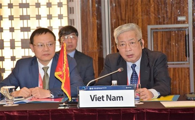 ASEAN welcomes RoK's New Southern Policy hinh anh 1