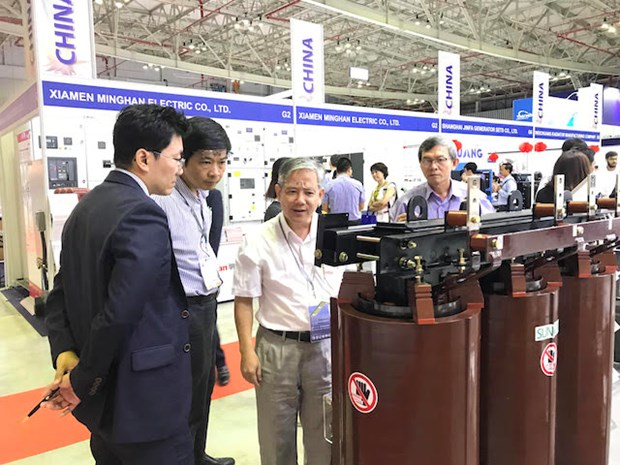 Exhibitions on energy industry, technology kick off in HCM City hinh anh 1