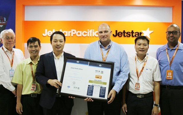 Operational Safety Audit certificate renewed for Jetstar Pacific hinh anh 1