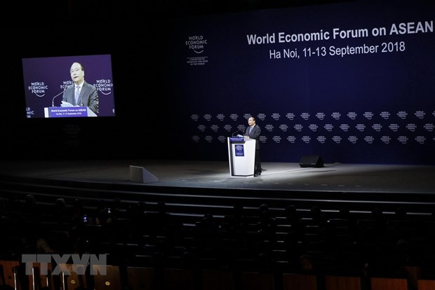 Prime Minister writes about 2018 WEF-ASEAN hinh anh 1