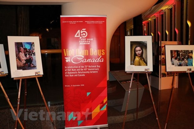 Cultural events held in Canada, Bulgaria to mark National Day hinh anh 1