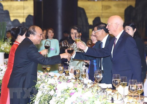 PM hosts gala popularising Vietnamese culture hinh anh 1