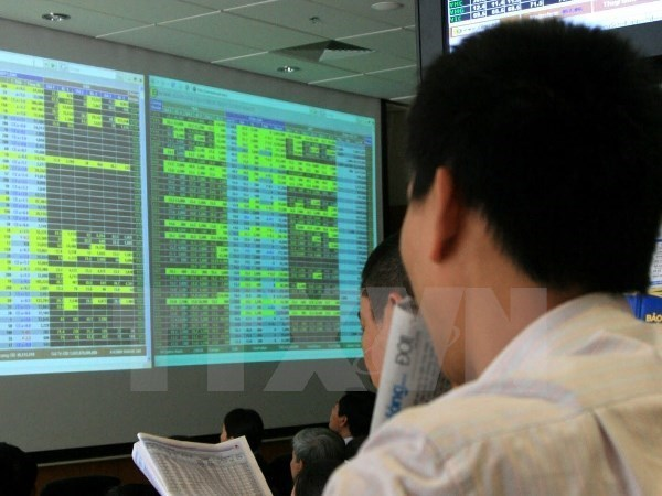 Vietnam's stock market capitalisation reaches 79.2 percent of GDP hinh anh 1