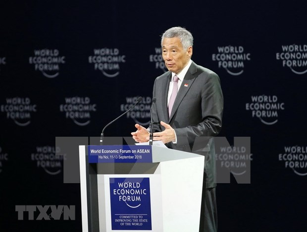 ASEAN leaders highlight opportunities in 4IR hinh anh 3