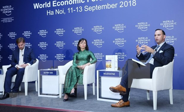 WEF ASEAN 2018: Ways to get ASEAN over time of passive growth hinh anh 1