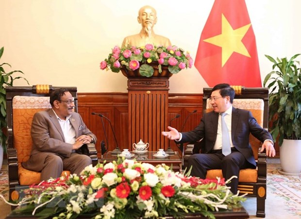Deputy PM: Vietnam-Bangladesh ties enjoy positive development hinh anh 1