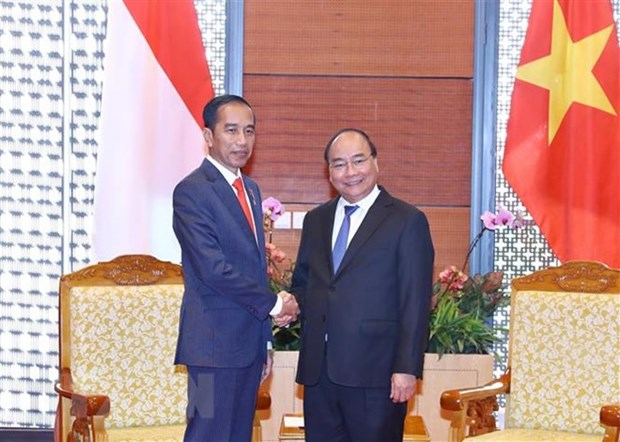 Vietnam, Indonesia agree to foster multifaceted cooperation hinh anh 1