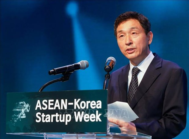 ASEAN, RoK boost startup in ICT hinh anh 1