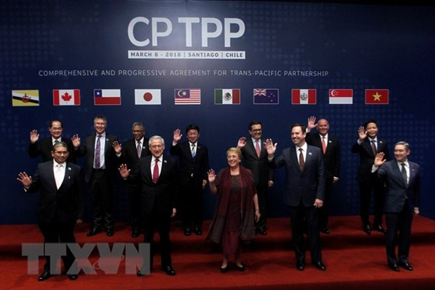 Foreign media: Vietnam, Japan call on US to rejoin CPTPP hinh anh 1