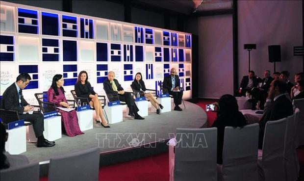 WEF ASEAN 2018: Seminar looks to improve ASEAN healthcare hinh anh 1