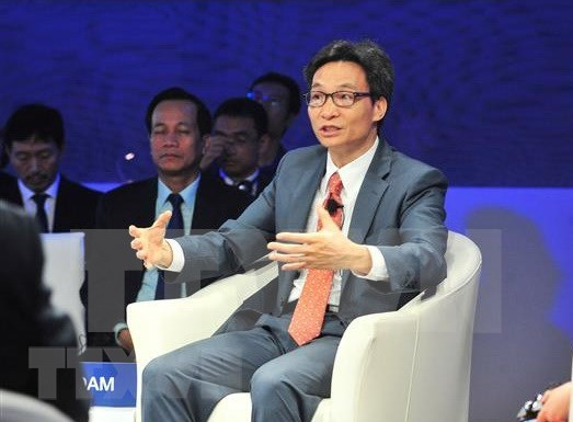 WEF ASEAN 2018: Solutions to challenges in future of jobs in ASEAN hinh anh 1