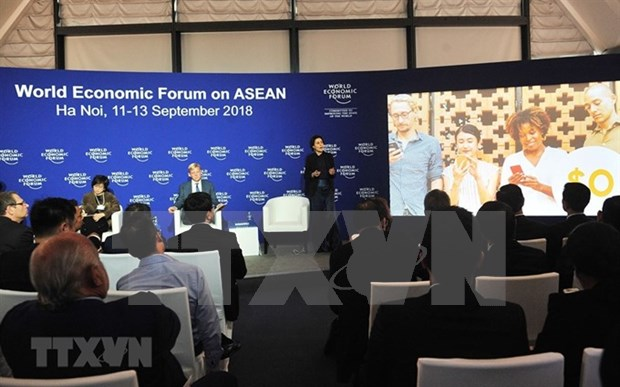 WEF ASEAN: Unity key to deal with tensions hinh anh 1