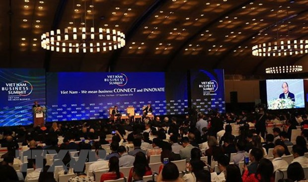 WEF ASEAN 2018: Vietnam treasures benefits of free trade hinh anh 1