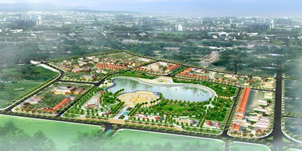 Quang Tri approves park named after Cuban leader hinh anh 1