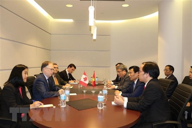 Ways sought to foster Vietnam – Canada culture-sport-tourism links hinh anh 1