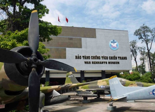 War Remnants Museum listed among world top 10 museums hinh anh 1